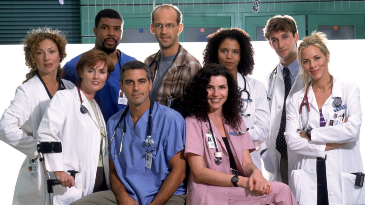 ER - Most Expensive TV Shows