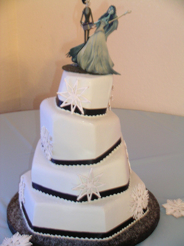 Corpse Bride images Wedding Cake wallpaper and background photos ...
