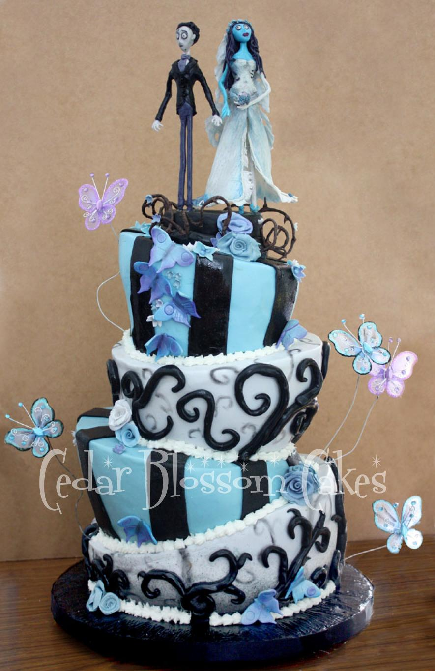 The Cake From The Bride 104