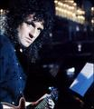 Who Wants To Live Forever? - brian-may photo