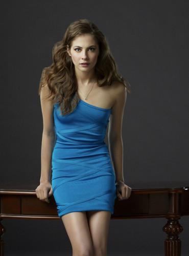 Willa Holland as Thea