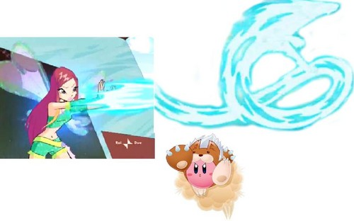 Winx Vs. Kirby! Animals Vs. Animal! What?