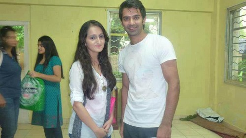Barun Sobti wallpaper probably with a top, a playsuit, and long trousers entitled With Fans