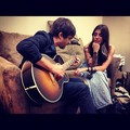 Writing a song - christina-perri photo