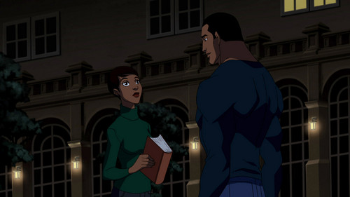 Young Justice: Darkest