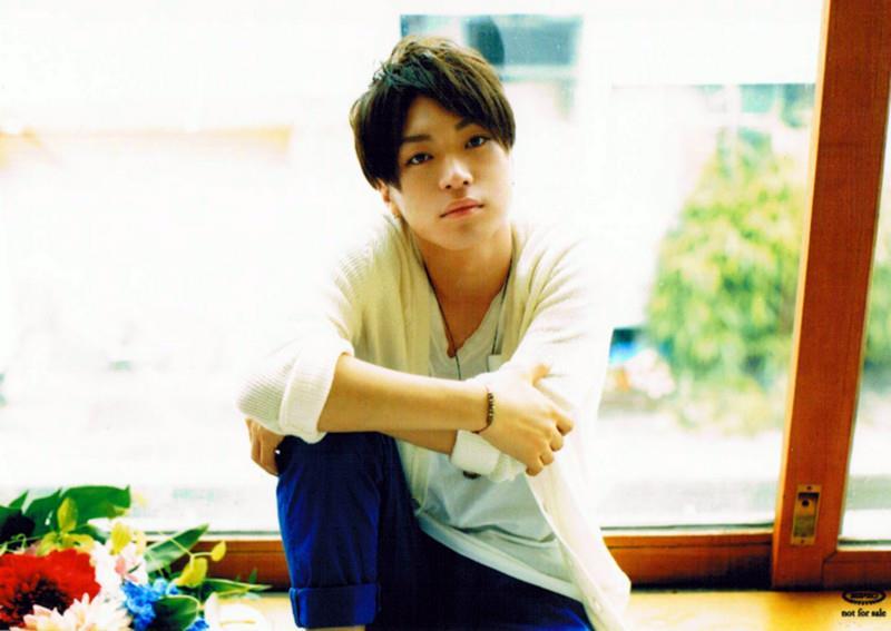 Yuya Matsushita's New Single「SEE YOU」Promo