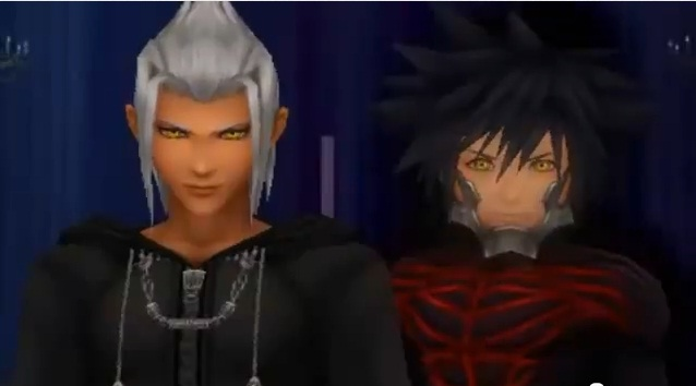 Kingdom Hearts a birth by sleep enemy is in dream drop distanceXehanort Dream Drop Distance
