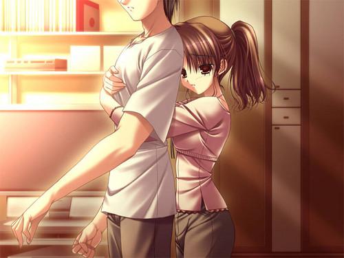 日本动漫 爱情