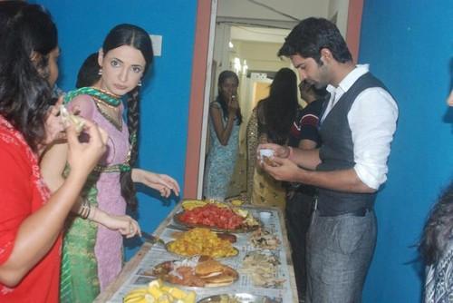 arnav & kushi