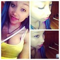 babydoll did star's eyes - zonnique-pullins photo