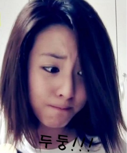 cute face dara 2ne1