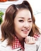dara 2NE1 cute face