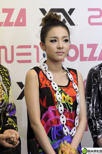 dara 2ne1 fresh voice