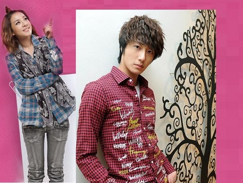DARA 2NE1 wallpaper probably containing a blouse, a well dressed person, and an outerwear called dara 2NE1 jung il woo