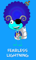 fearless lightning - poptropica photo