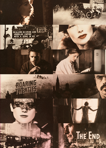 Game of Thrones Alternate Universe» The Roaring Twenties