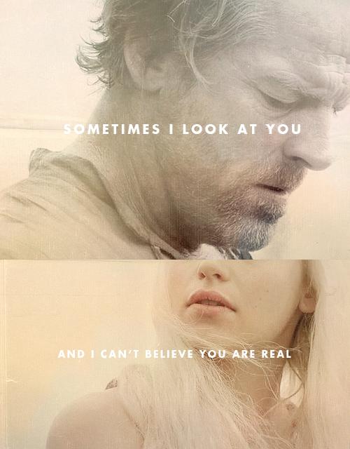 Daenerys Targaryen & Jorah Mormont - Game of Thrones Fan Art (32345635 ...