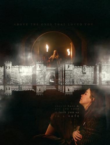 Daenerys & Doreah