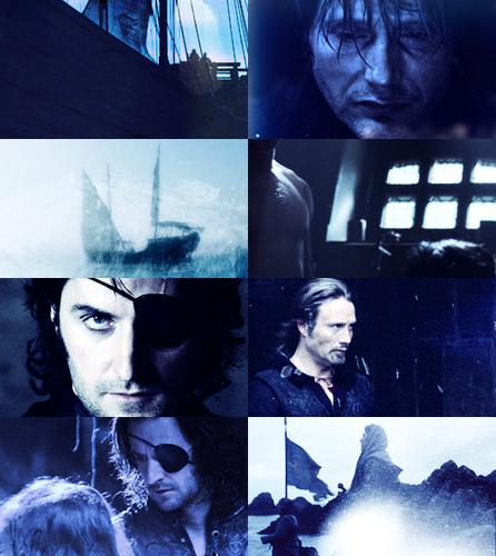 Euron & Victarion Greyjoy