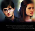 harry and ginny - harry-and-ginny photo