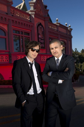 hot Cillian and Rodrigo
