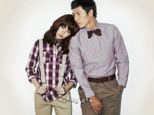 hyun bin & yoon eun hye basic house autumn 2009