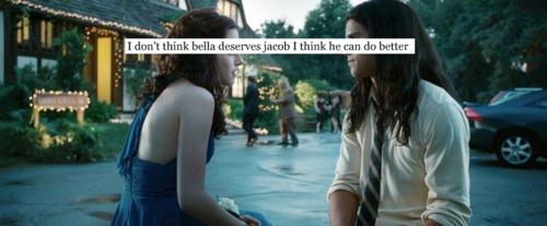Jacob und Bella