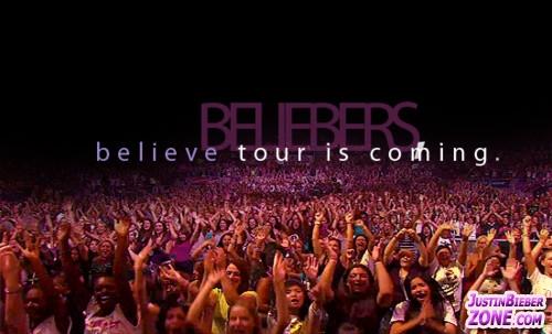 jb - believe tour 2012