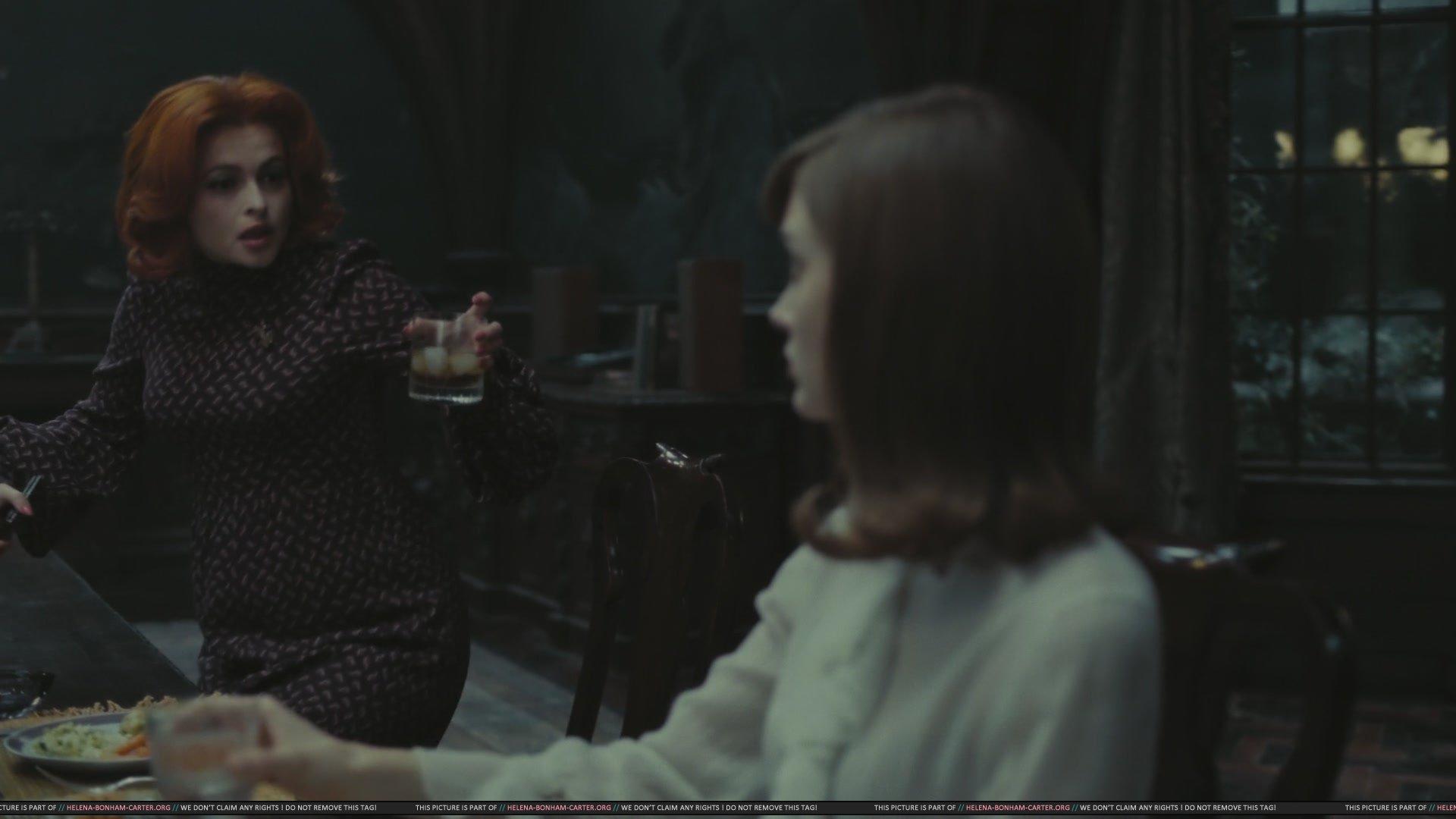 julia - Dr. Julia Hoff... Helena Bonham Carter