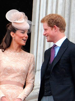 kate middleton prince harry