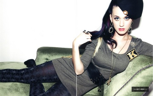 katy perry new photoshoot