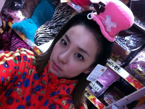 lovely dara 2NE1