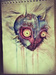 majora's mask wallpaper possibly with anime entitled majora's mask