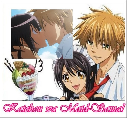 Maid Sama-the Anime Images Meh HD Wallpaper And Background