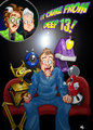 mst3k - mystery-science-theater-3000 fan art