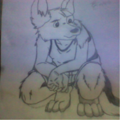 my 모피 drawing