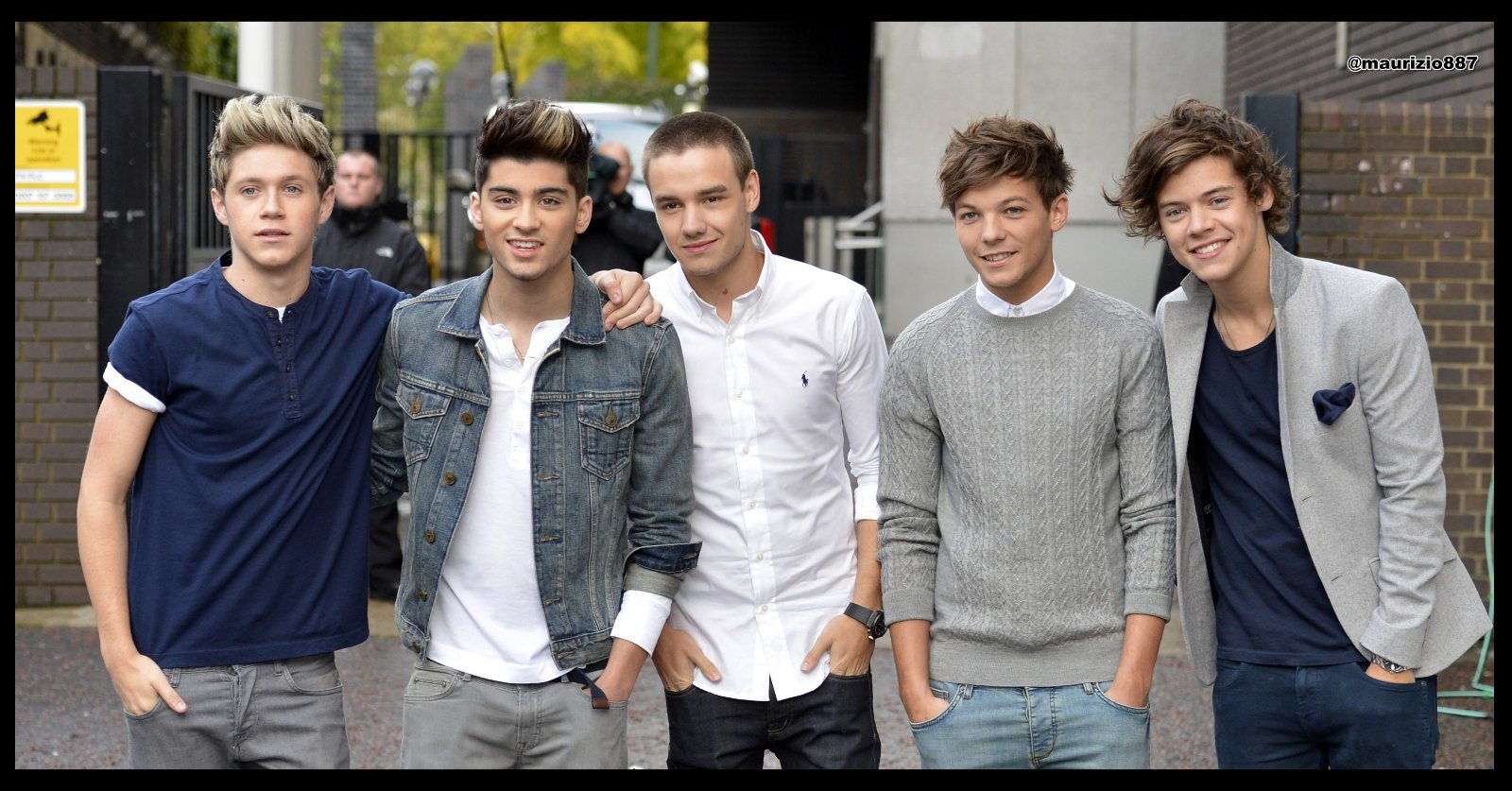 one direction 2012 - one-direction Photo