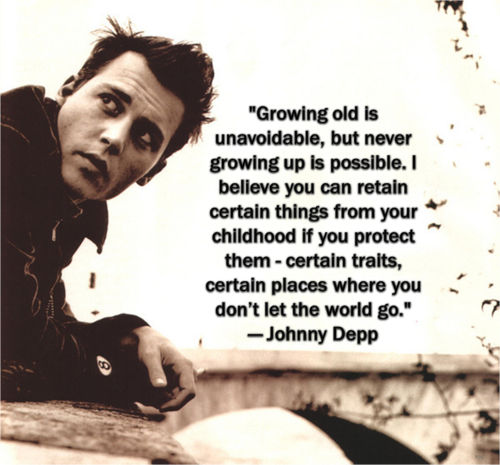 Quotes From Johnny Depp. QuotesGram