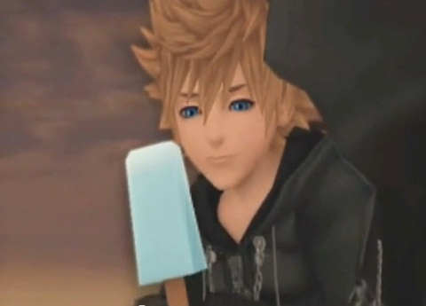 roxas and xion