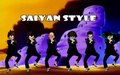 saiyan style - dragon-ball-z photo