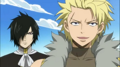 sting & rogue  - fairy-tail Photo