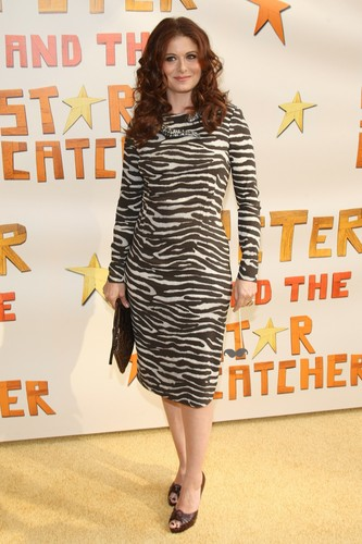 the opening night of 'Peter And The Starcatcher' in New York 2012