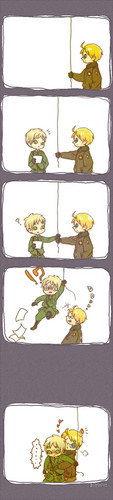usuk cute comic