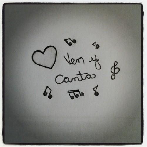 Виолетта Ven y Canta