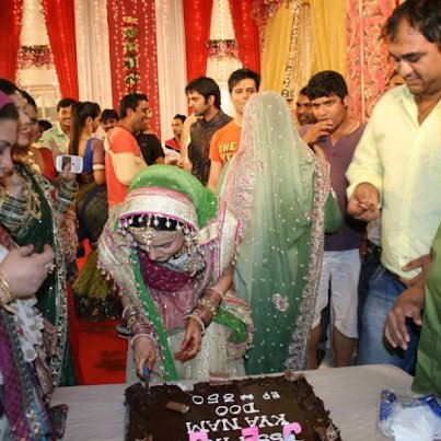 wedding celebration - arshi-arnav-and-khushi Photo