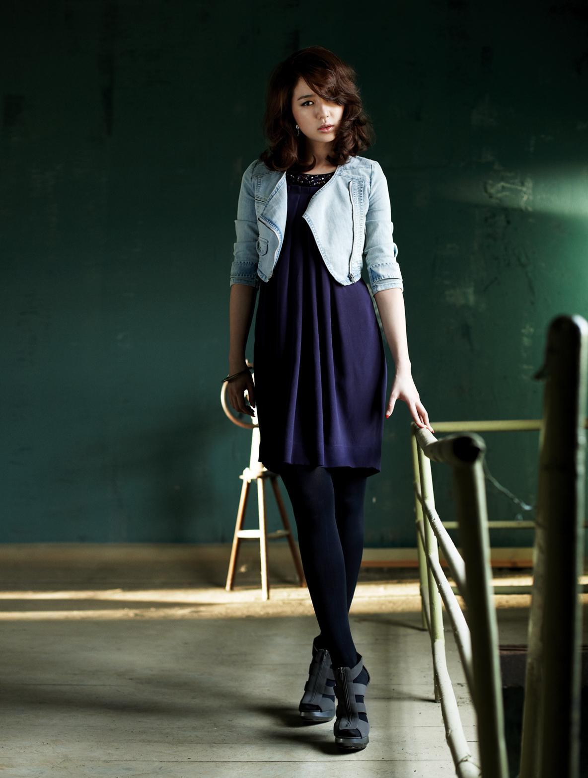 Yoon Eun Hye Joinus Fashion Dara 2ne1 Photo 32340187 Fanpop