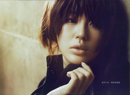 yoon eun hye nuyou magazine