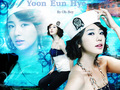 yoon eun hye pure beauty - dara-2ne1 wallpaper