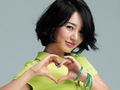 yoon eun hye the lovely princess - dara-2ne1 wallpaper