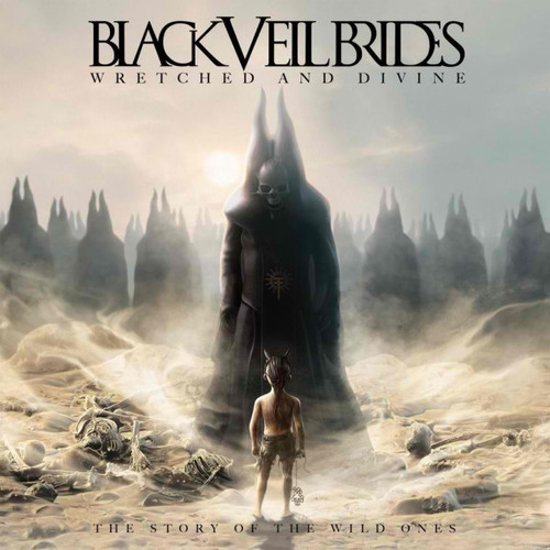 ★ Black Veil Brides ~ Wretched and Divine ☆  - black-veil-brides Photo